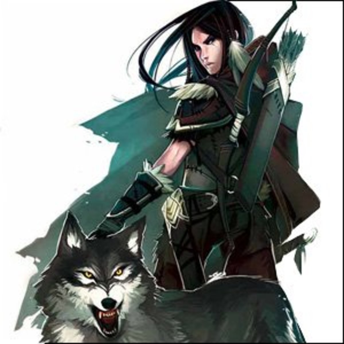 Unlike a number of ranger archetypes, the trapper doesn't force you to give up the awesome that is having an animal companion. You get to keep your puppy!