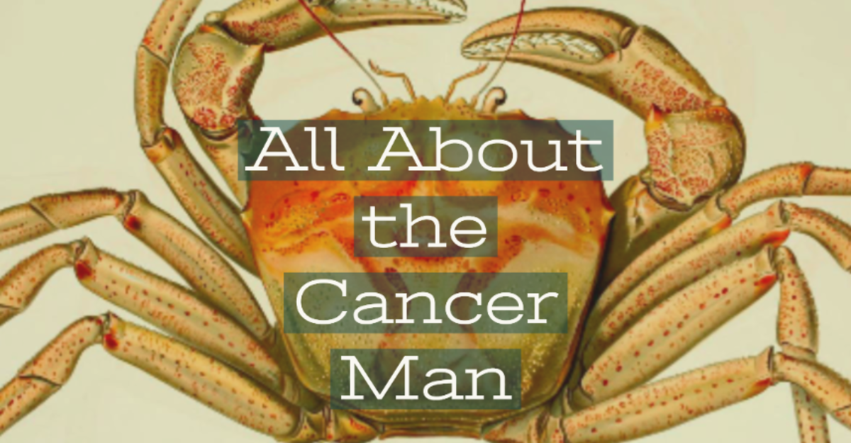 Everything You Need to Know About a Cancer Man