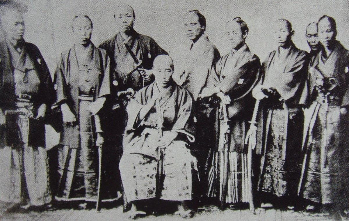 Despite restoring power to the emperor and the aristocracy in the 1860s, the samurai's role in Japan was greatly diminished during the period of modernization.