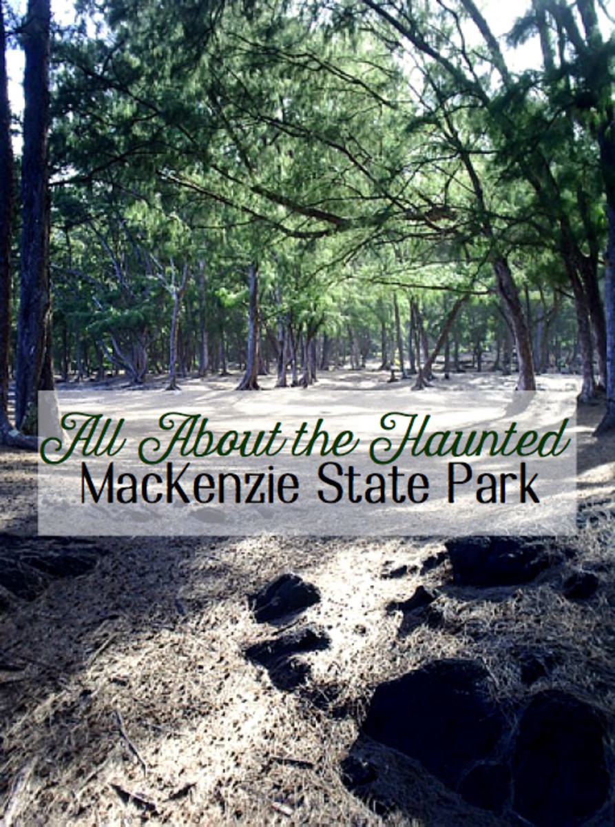 Hidden Hawaii: The Haunted MacKenzie State Park