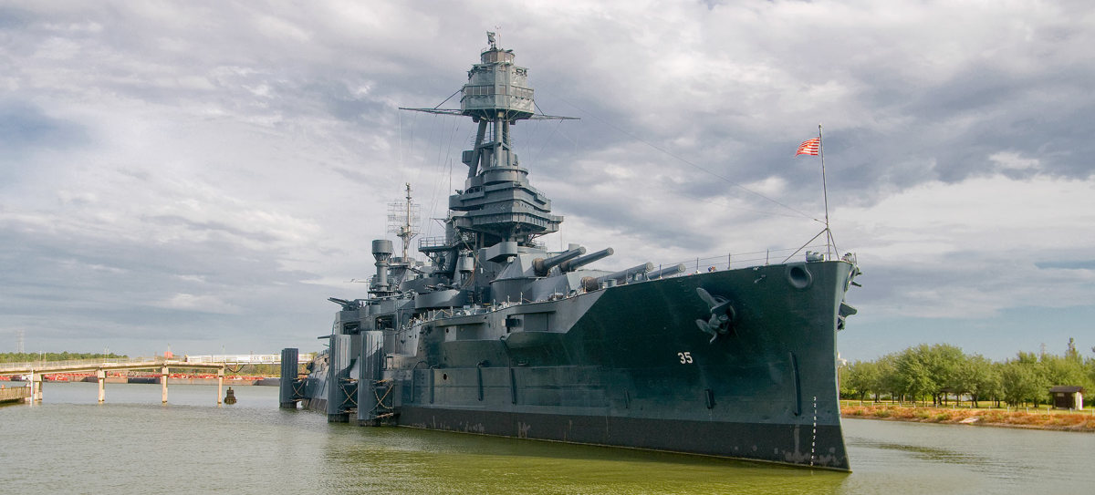 What You Didn't Know About the Battleship Texas
