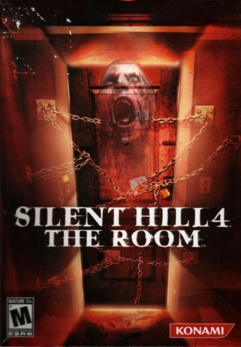 Silent Hill 4: The Room Review