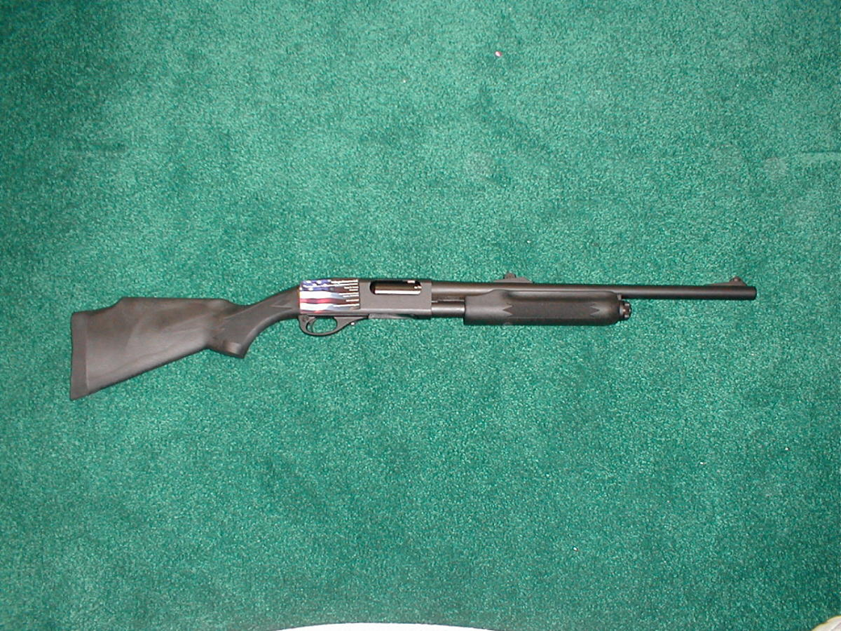 Twelve Gauge Shotguns For Deer Hunting.
