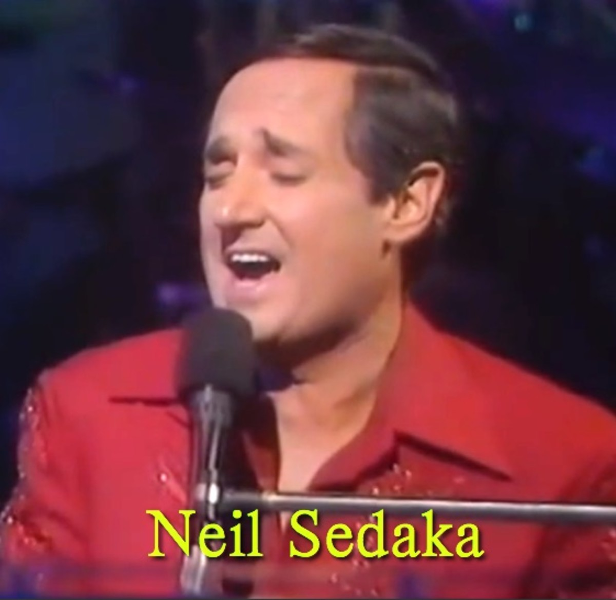 Neil Sedaka: His Serenade to Carole King and Her Reply
