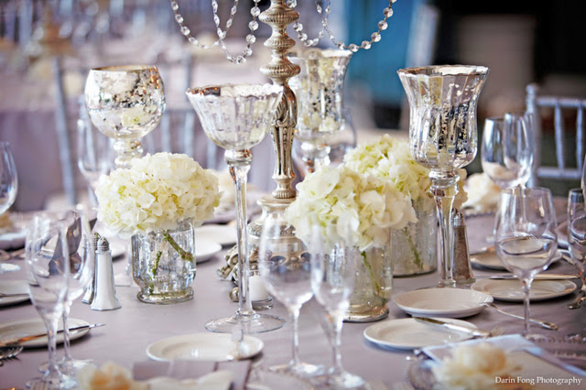 Mercury Glass: What Is It & How to Use It for Your Wedding Decor