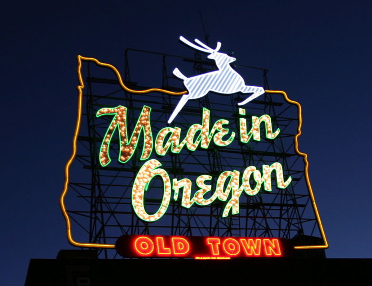 Top 5 Places to Visit in Oregon