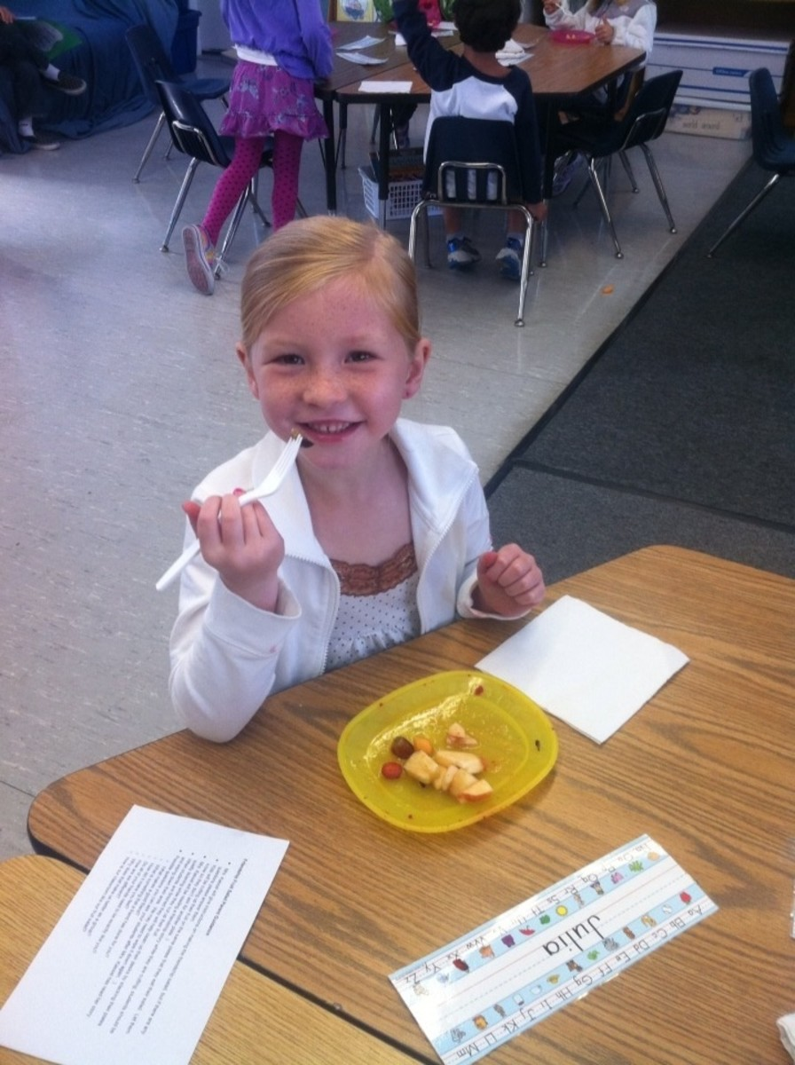 """activity plan fruit salad Lesson plan) na visit to the market by peggy sissel-phelan, edd nfruit and vegetable pictures  activities 1 have the children sit in a circle on the floor  it's fun to eat fruits and veggies 119 it's fun to eat fruits and veggies 2 ask, """"where do you get fruits and vegetables from."""