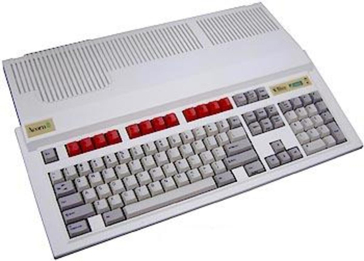 Another fine machine from Acorn -  The Acorn Archimedes