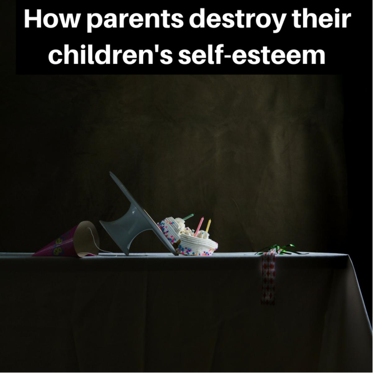 Stuck Stubborn And Always Right >> Ten Ways Parents Destroy Their Children S Self Esteem Wehavekids