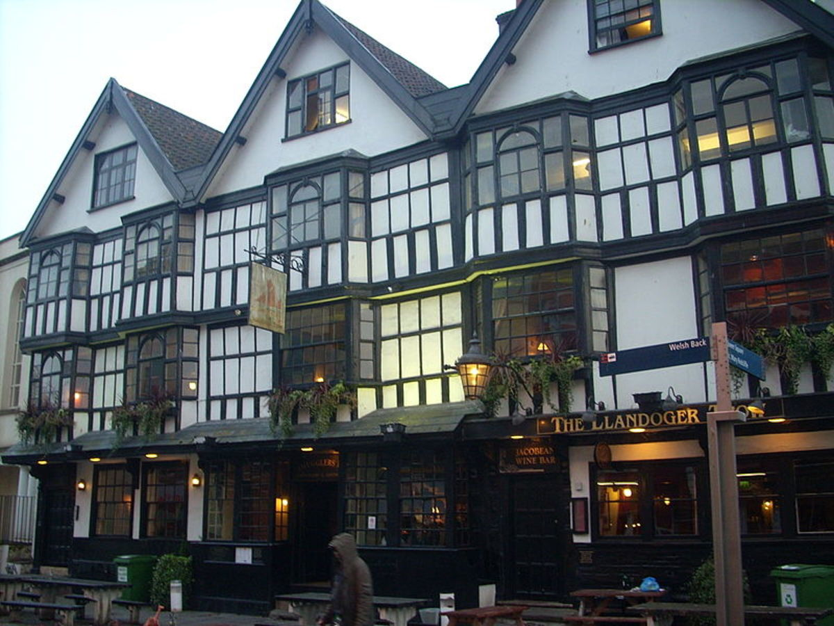 The Best Old Pubs in Bristol