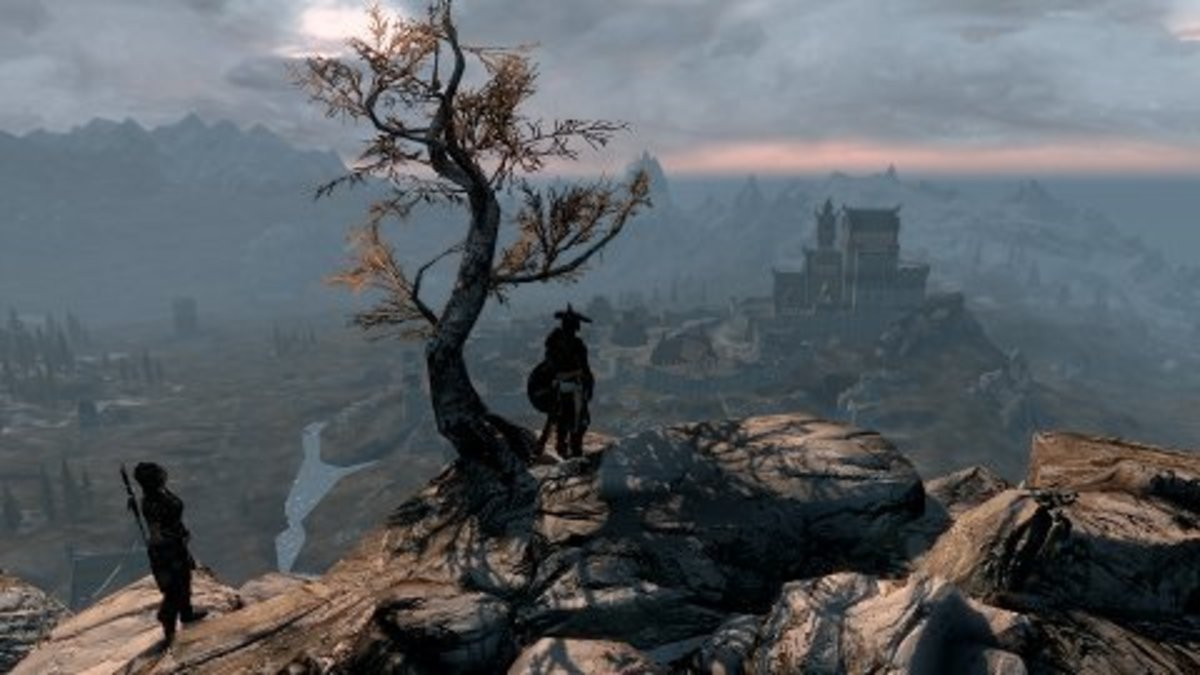 How to Turn Off Quest Markers and Fast Travel in Skyrim