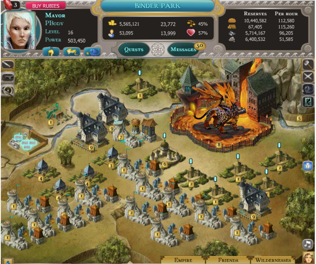 Fire Dragon Dragons Of Atlantis