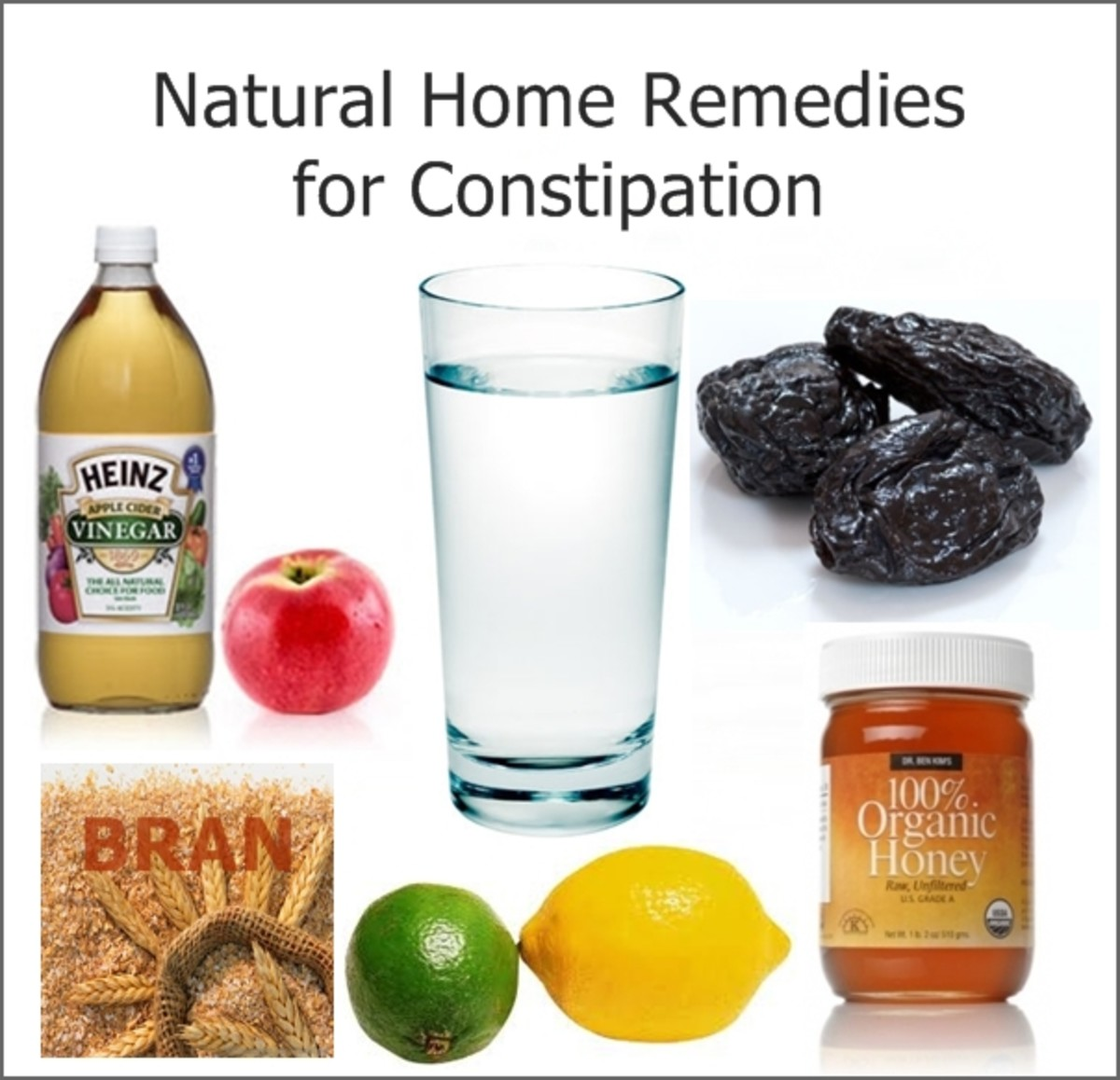 10 Best Natural Home Remedies for Constipation, Including