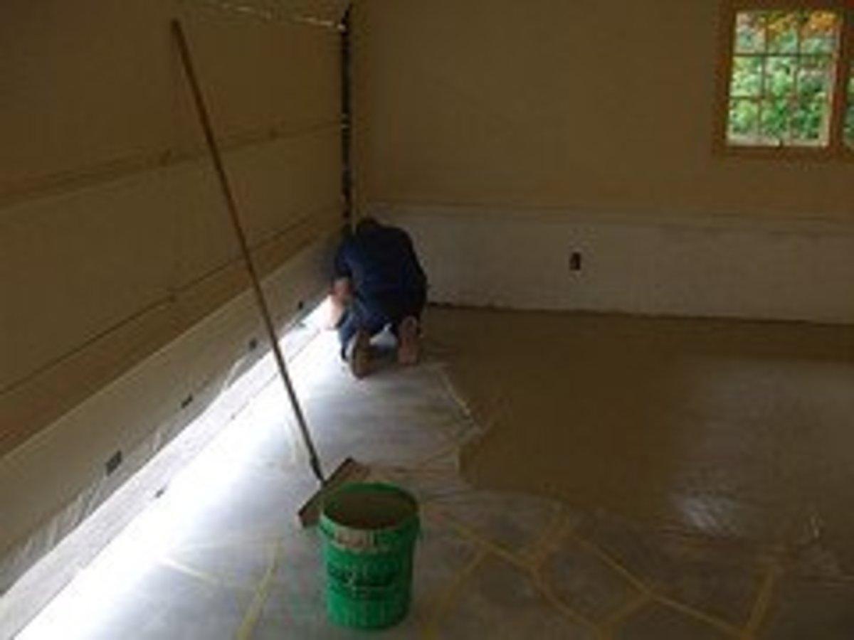 how to level a garage doorHow to Raise a Garage Floor for Living Space  Dengarden