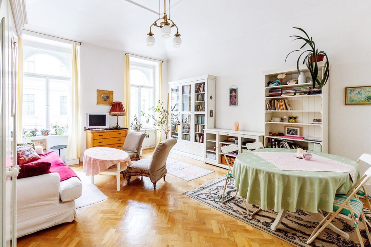 Decluttering and organization creates space for us to relax and enjoy life at home.