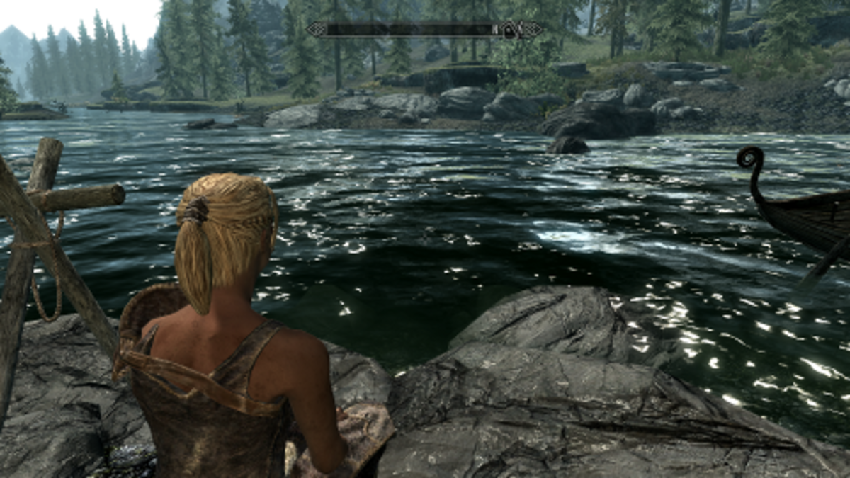 Could some of Skyrim's character balancing issues be resolved through more immersive gameplay?