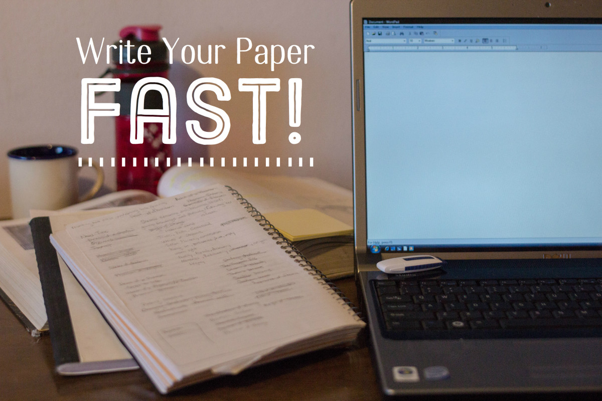 How to Write an Essay Fast: Solutions for Procrastination