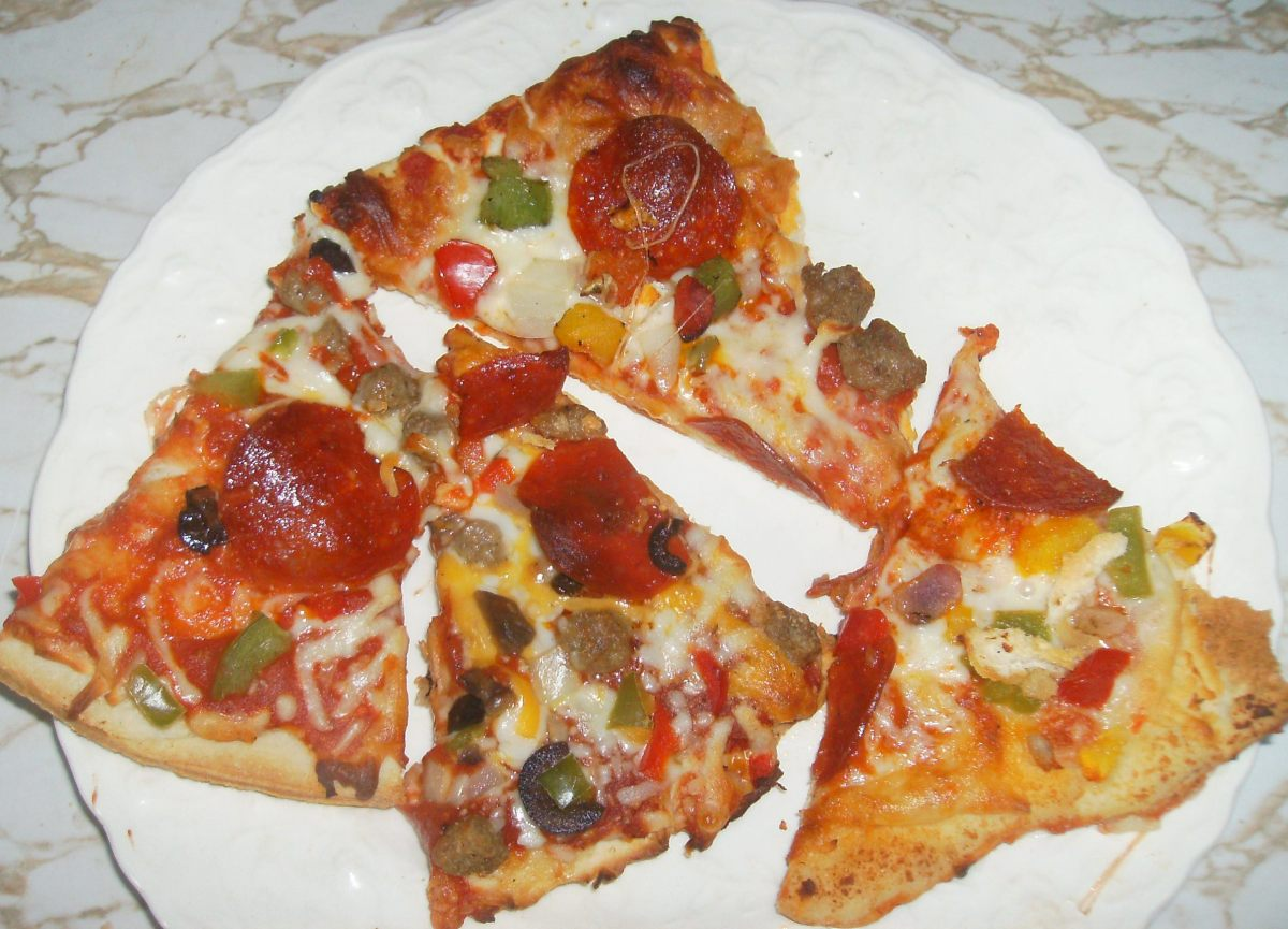What is the Best-Tasting Frozen Store-Bought Pizza? Compare Red Baron, Tony's, Digiorno, Freschetta, Wal-Mart, Aldi . .