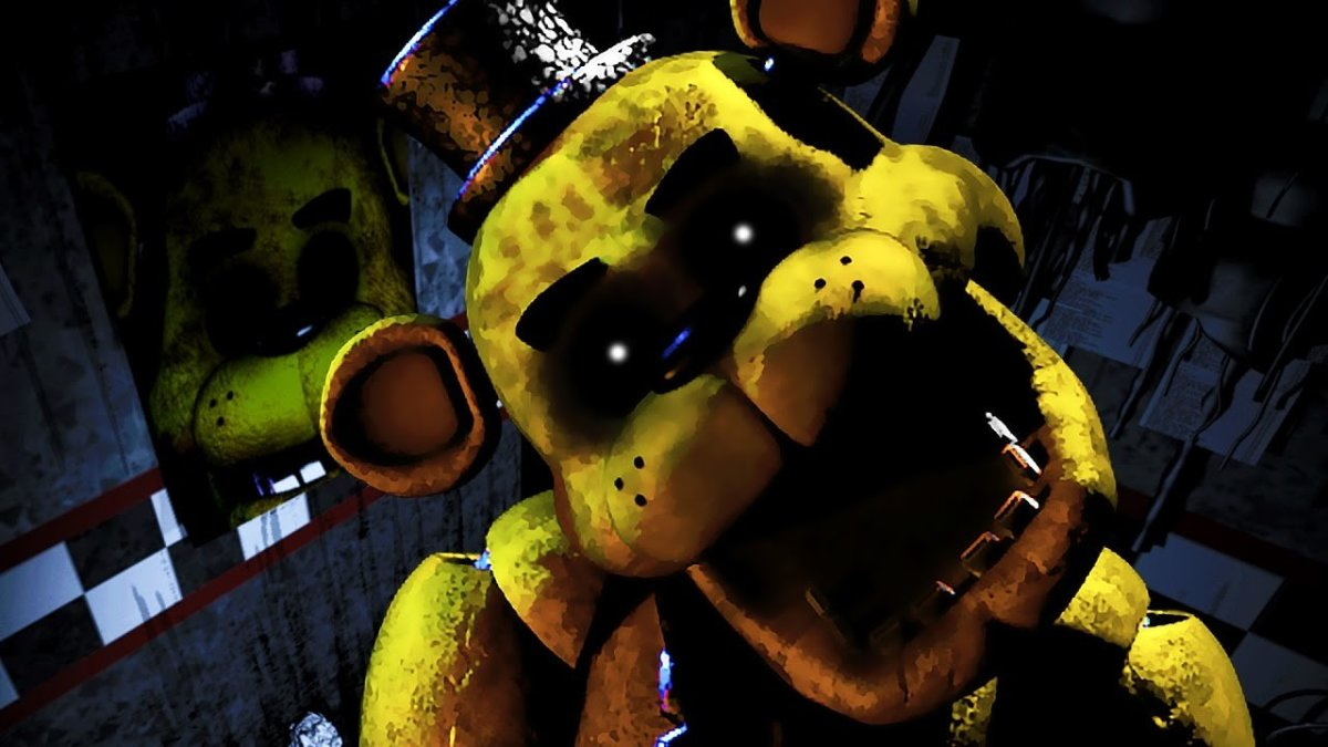 Top 10 Scariest Animatronics in Five Nights At Freddy's