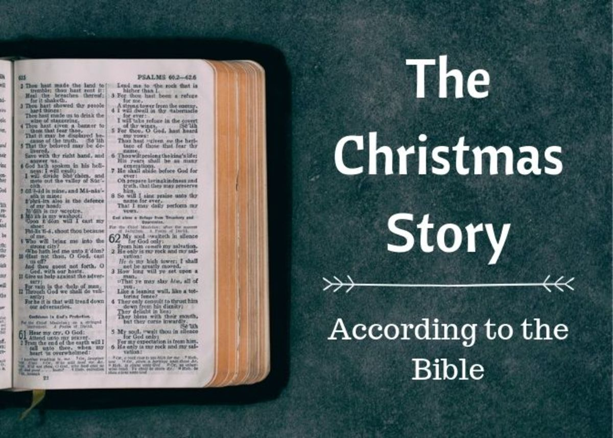 The Christmas Story Bible.Popular Christmas Myths And What The Bible Really Says