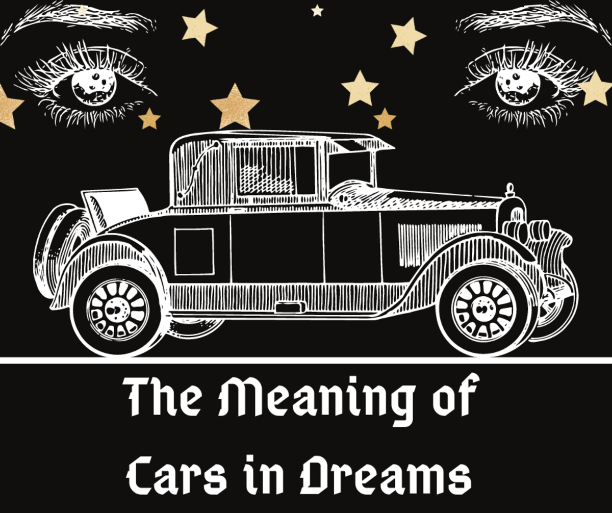 The Meaning of Cars in Dreams