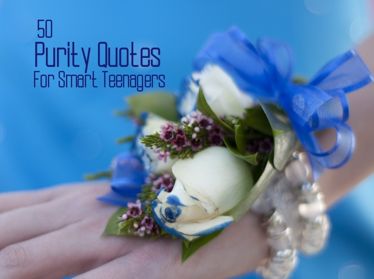 50 Purity Quotes for Smart Teenagers