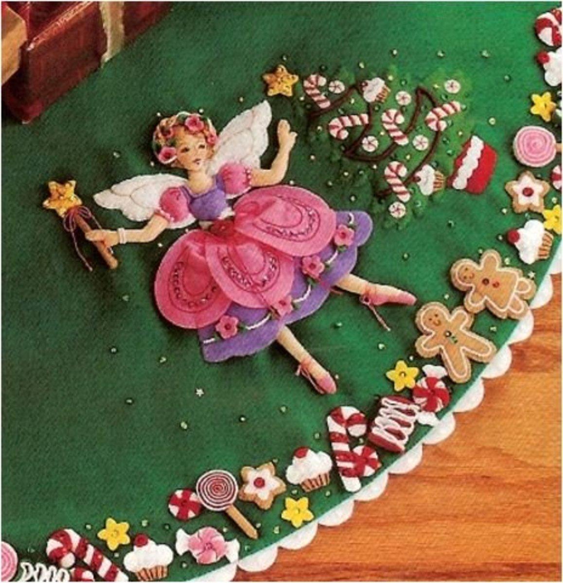 Fairy Tree Skirt