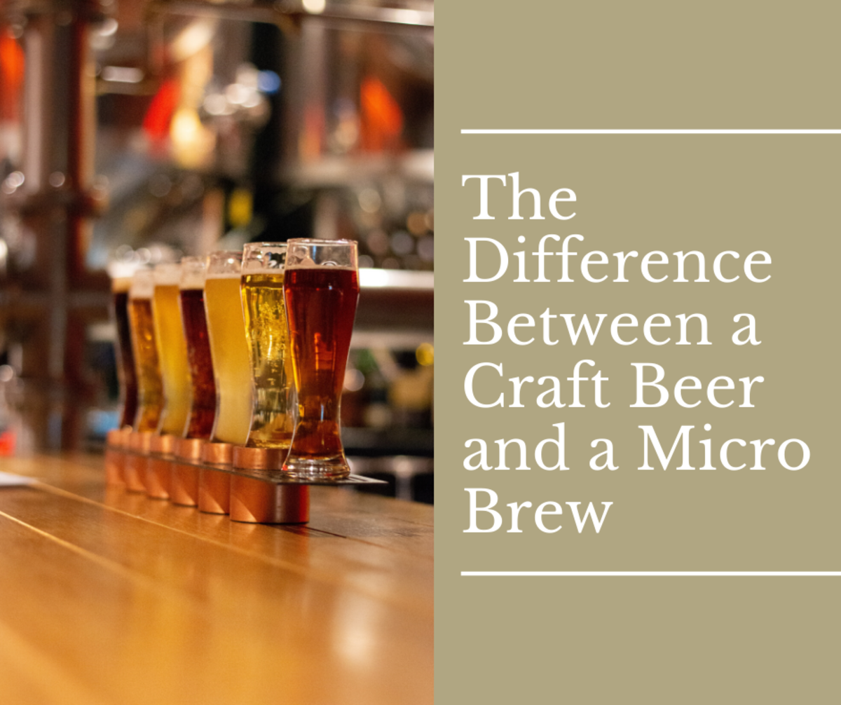 The Difference Between a Craft Beer and a Micro Brew Beer