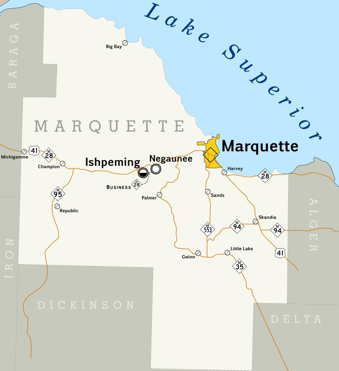 Why People Love Marquette Michigan  WanderWisdom