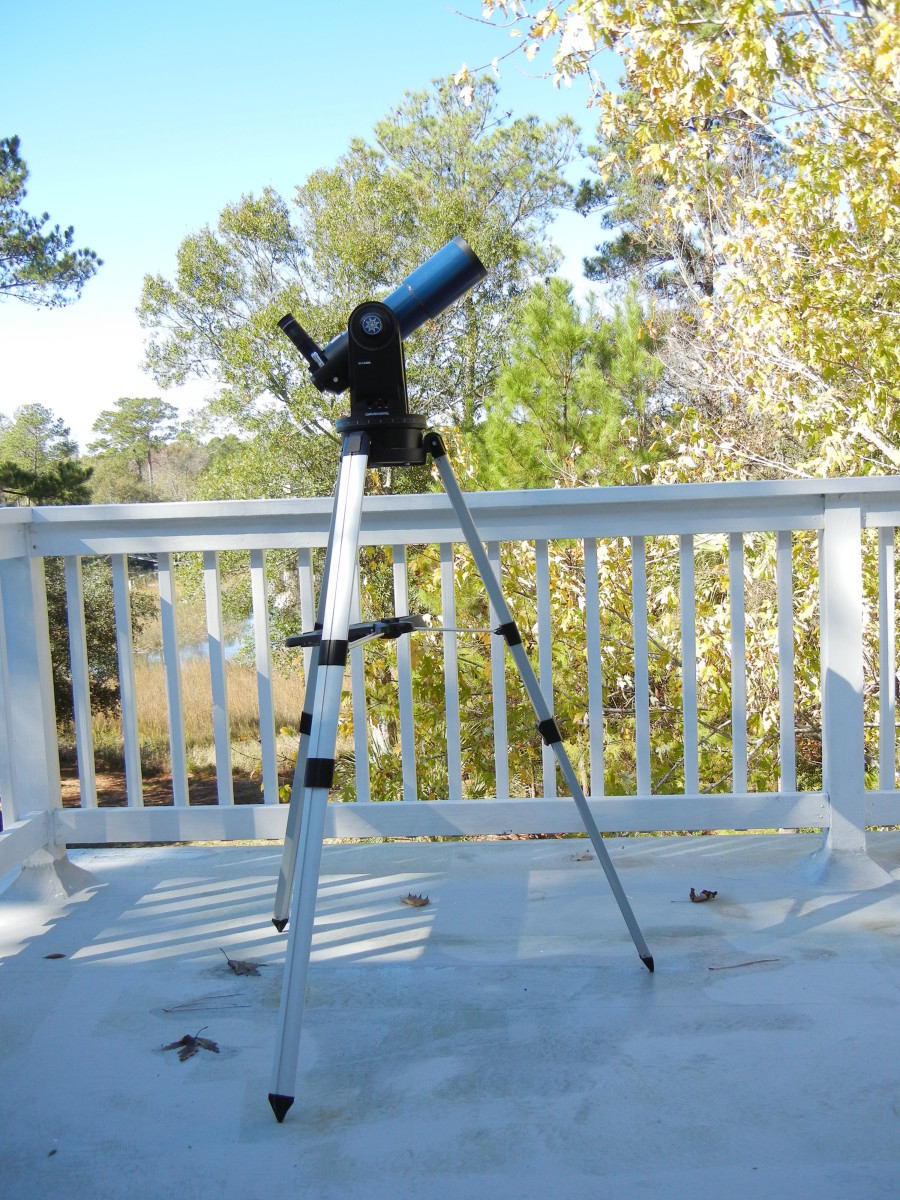 Telescope for more advanced stargazers