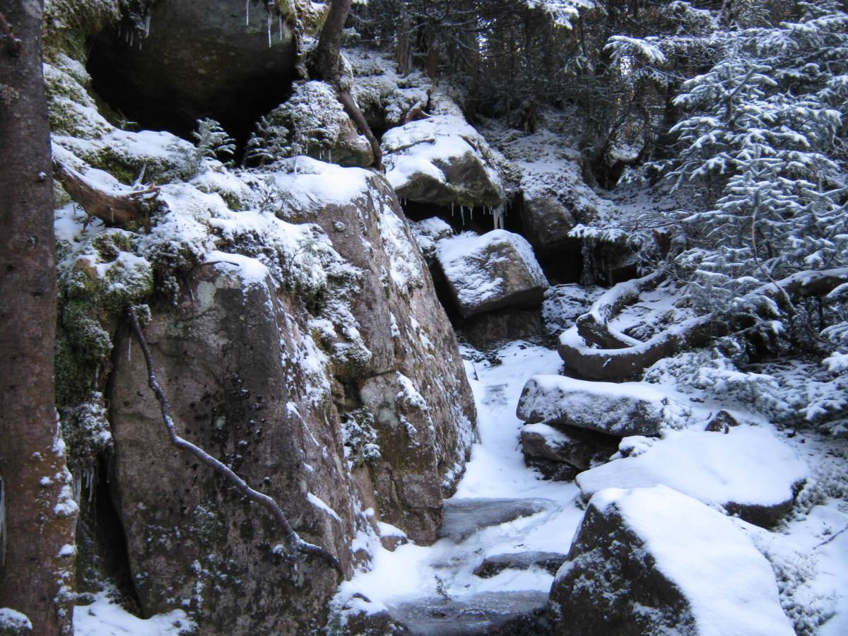 Hiking the Adirondack High Peaks: A Hike up Street and Nye