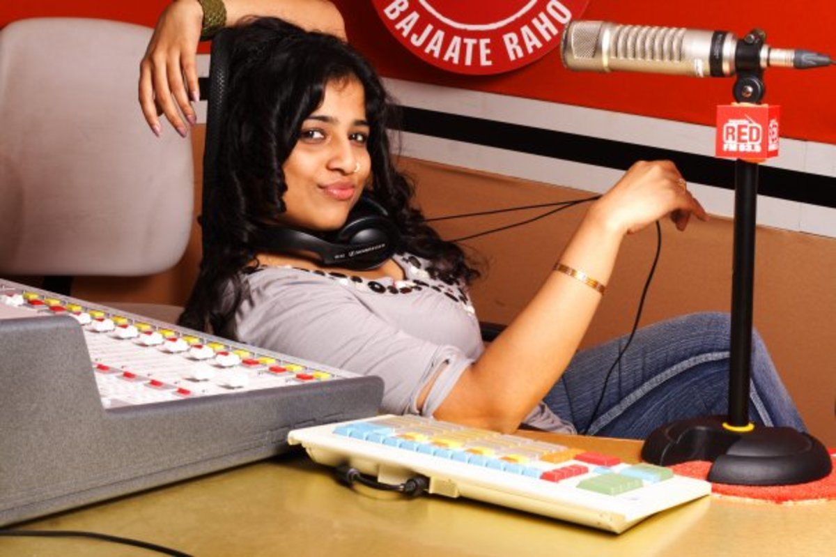 RJ Malishka of Red FM (Mumbai) has also hosted  travel shows.