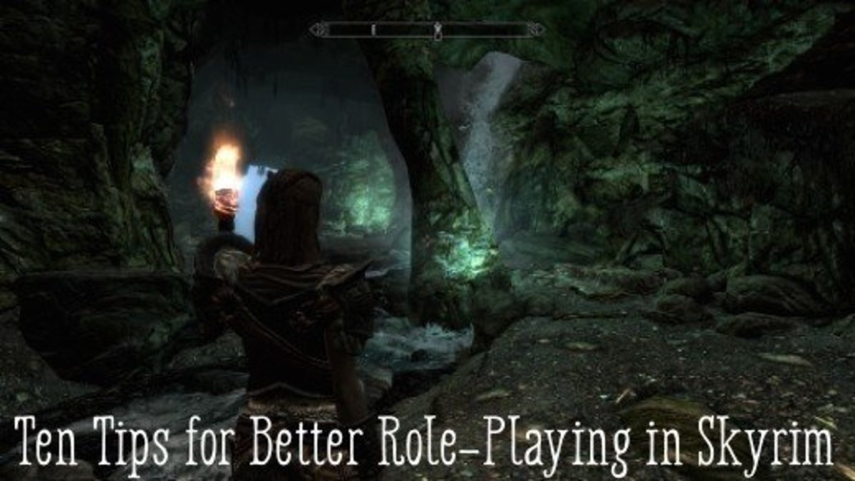 Ten Tips for Better Role-Playing in Skyrim