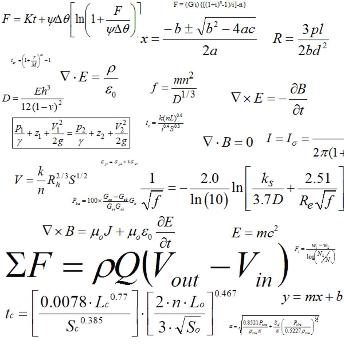 The Universal Language of Math