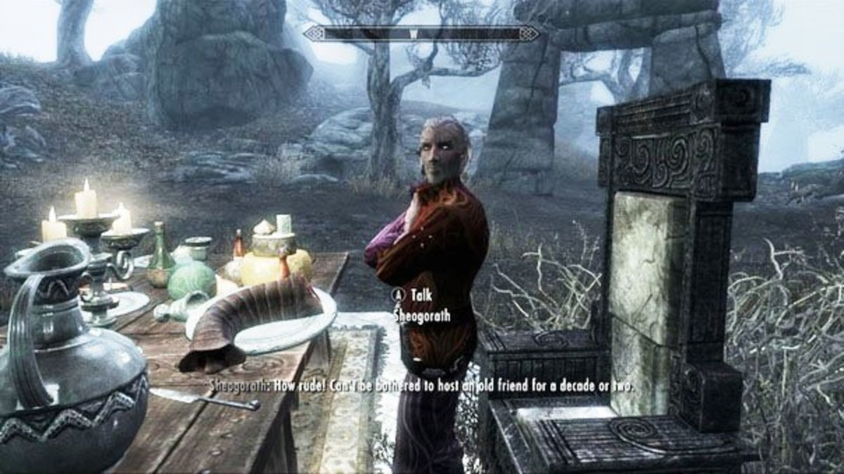 The Top 8 Elder Scrolls V: Skyrim Easter Eggs