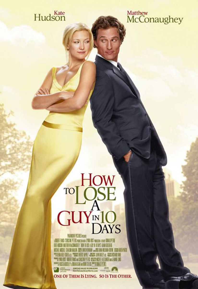 How to Lose a Guy in 10 Days, an Analysis on Gender Perception