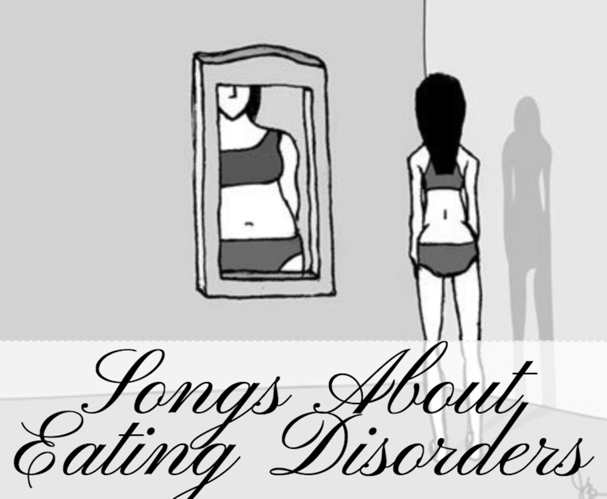40 of the best songs about eating disorders.