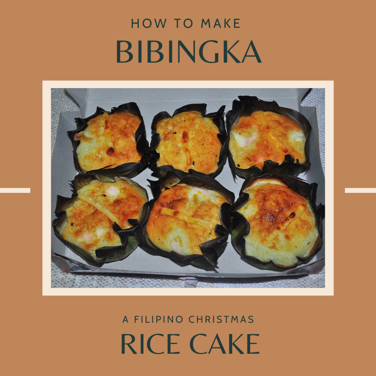 Easy Filipino Bibingka (Rice Cake) Recipe for Christmas