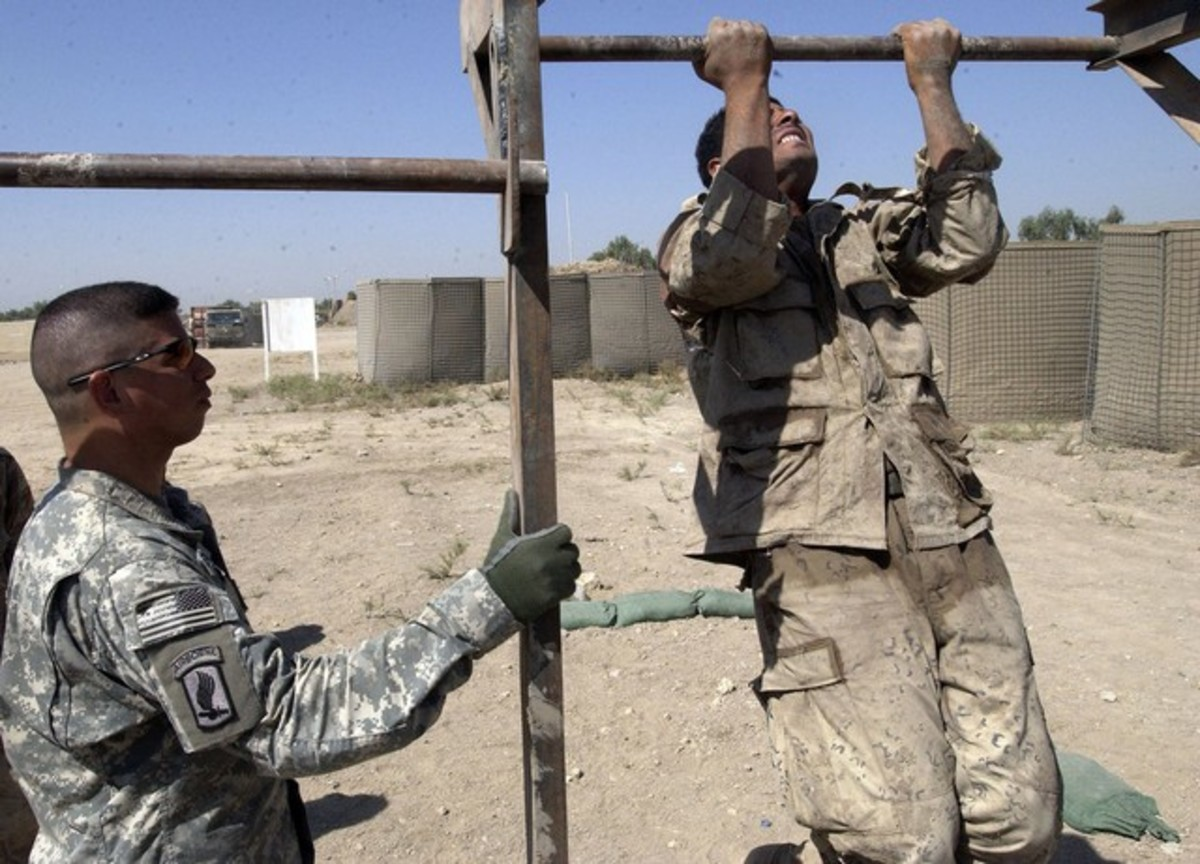 How to Meet Weight Requirements for US Military Enlistment ...