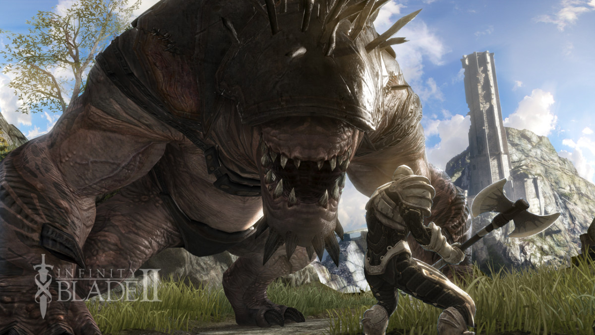 Infinity Blade 2 Guide: Stat Builds, Tips, and Strategies
