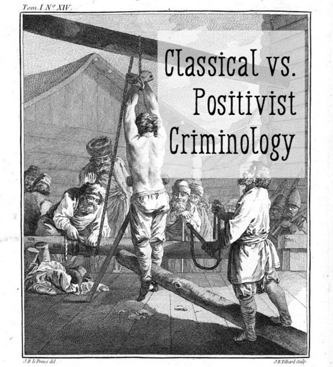 Classical vs. Positivist Criminology