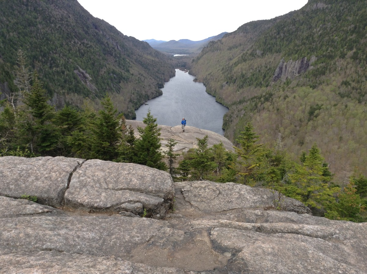 Adirondack Hike: Nippletop and Dial