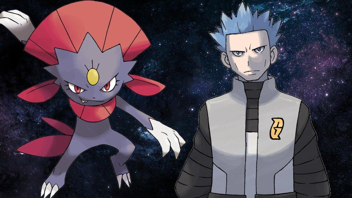 Top 10 Gang Leaders in Pokémon