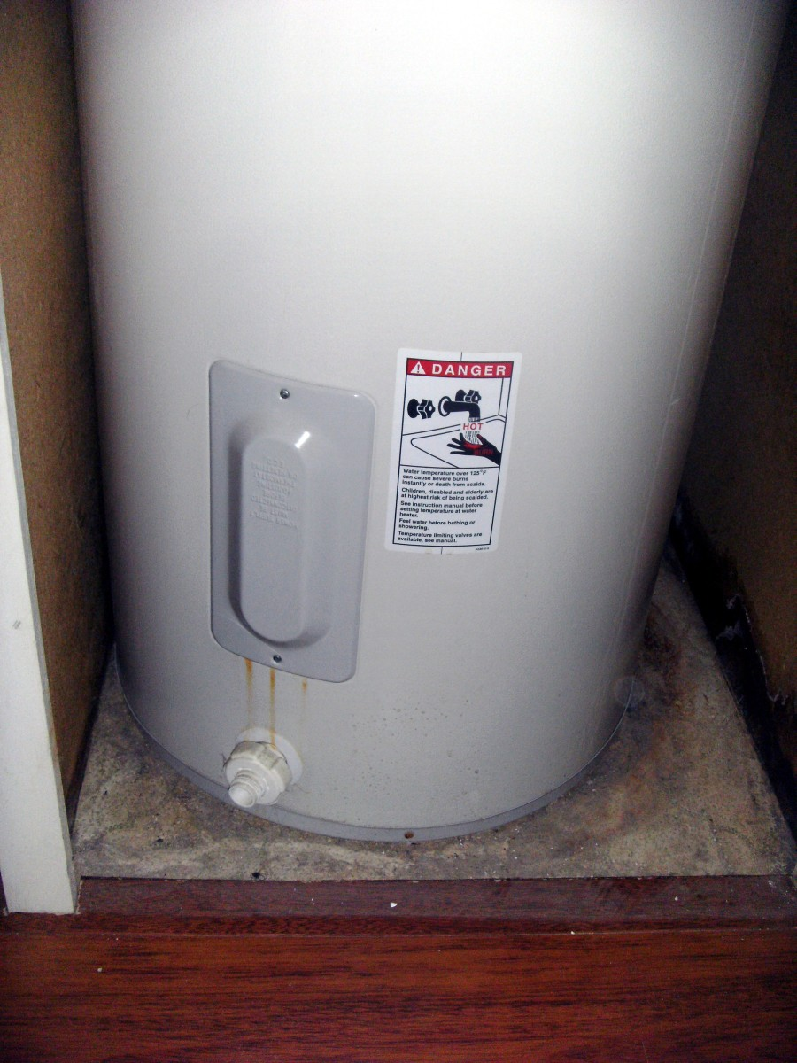 Water Heater Repair - Troubleshoot And Replace Thermostats And Elements