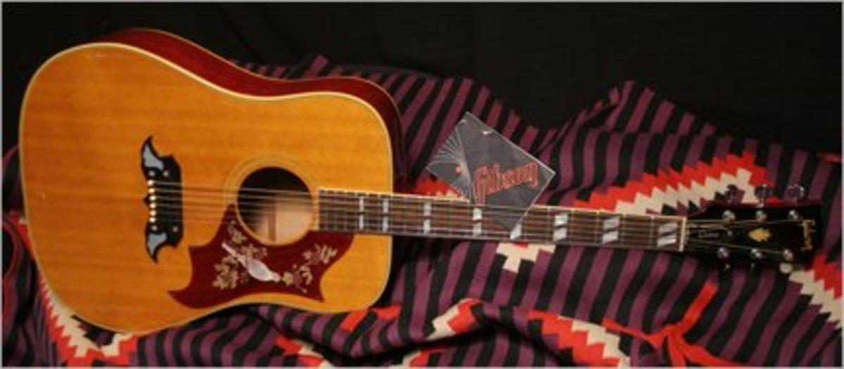 The Gibson Dove Guitar
