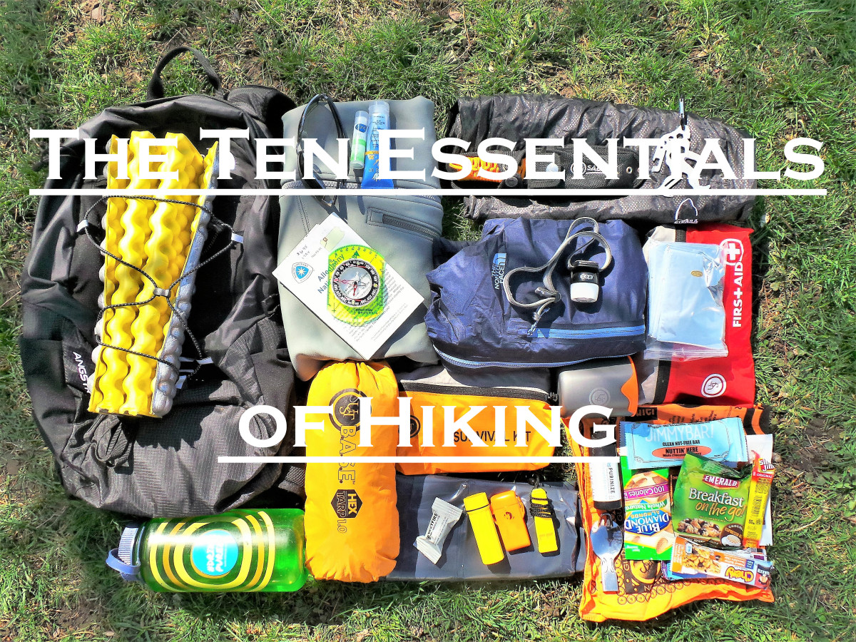 The Ten Essentials of Hiking