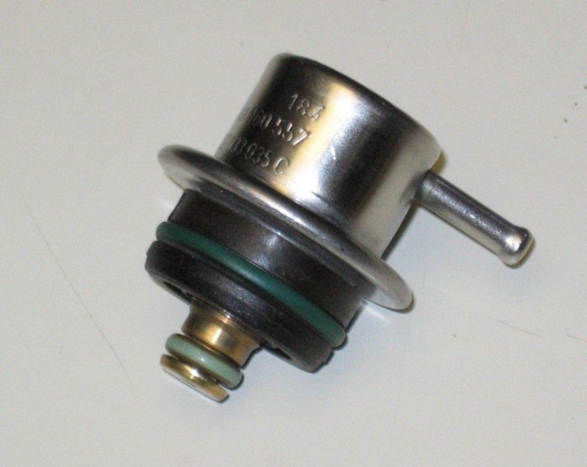 Replace Fuel Pressure Regulator (FPR) and Hose, 1 8T VW and Audi DIY