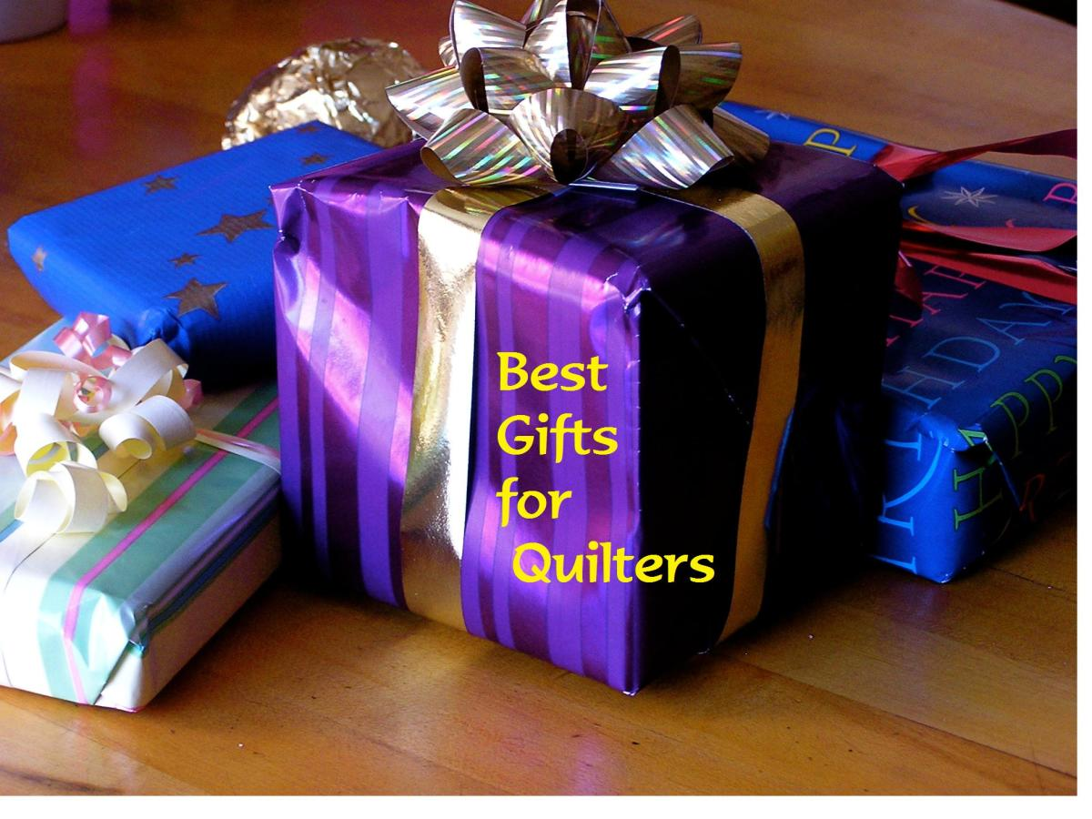 Best Useful Gifts for Quilters for Christmas or Birthdays