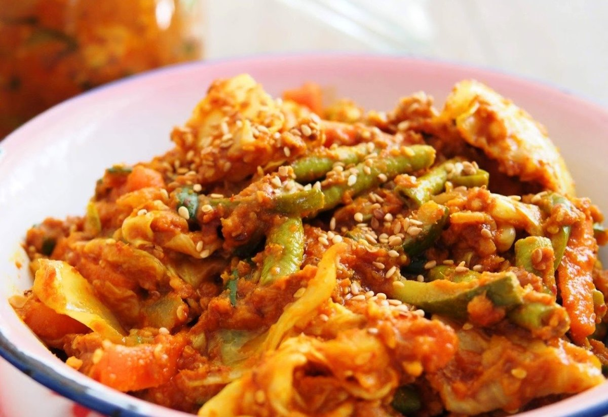 Nyonya Acar Recipe With Step-by-Step Guide (for Chinese New Year)