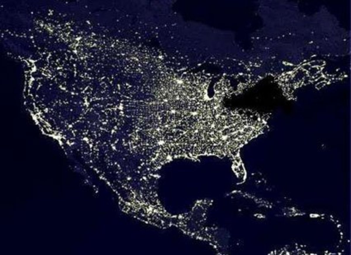 The Great Northeast Blackout of 2003